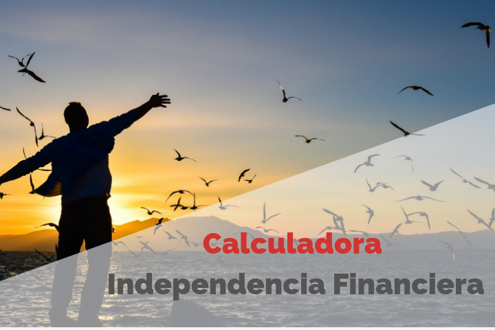 Calculadora de Independencia Financiera portada