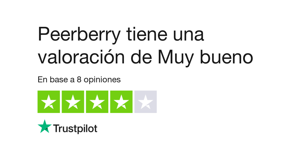 peerberry trustpilot