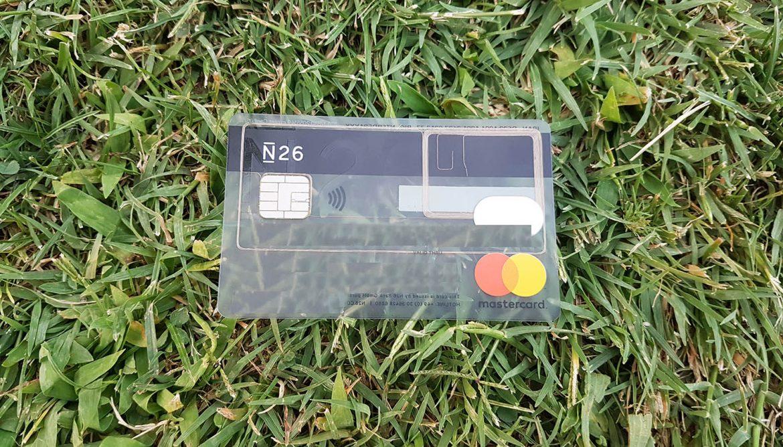 bnext n26 tarjeta