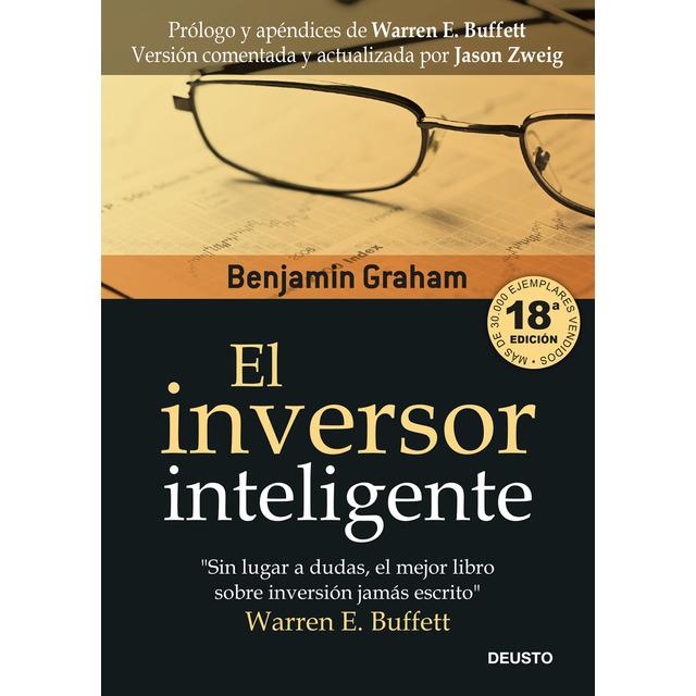 mejores libros de ahorro y finanzas inversor inteligente