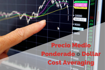 precio medio ponderado dollar cost averaging portada