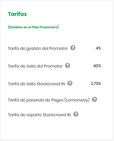 stockcrowd in comisiones