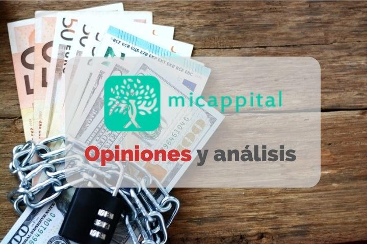 Cómo funciona Micappital: Opiniones y Review 2021