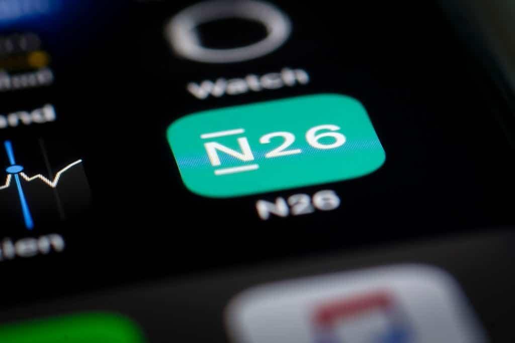 El banco virtual N26 permite una cuenta sin nómina.