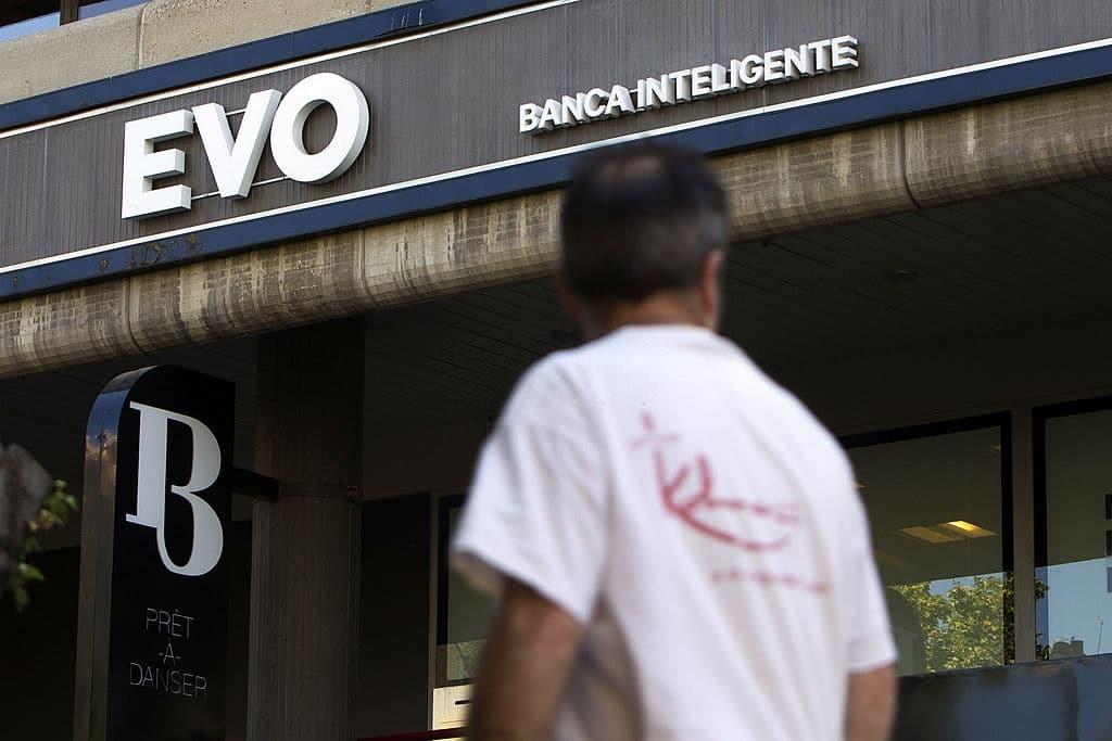 Evo Banco es un banco virtual.
