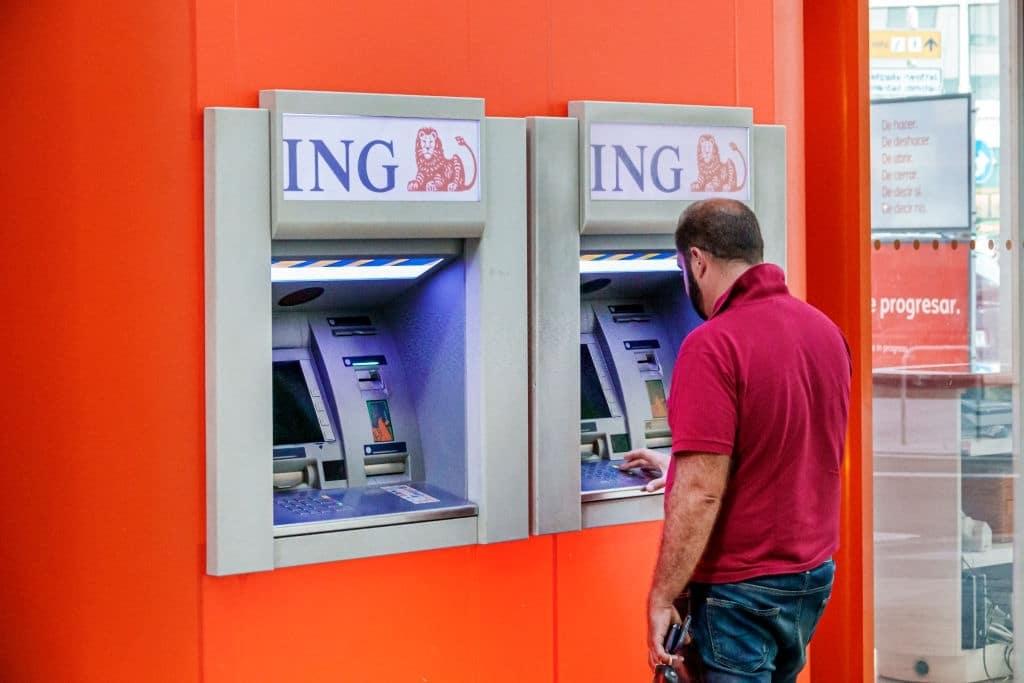 Resumen de la cuenta nómina ING.