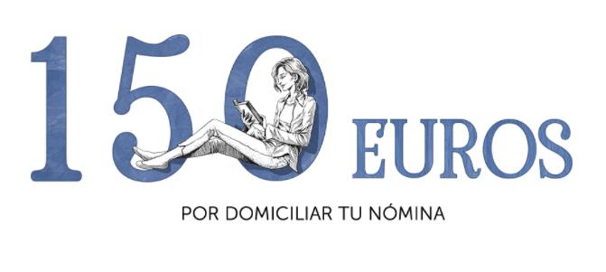 abanca nomina 150 euros regalo