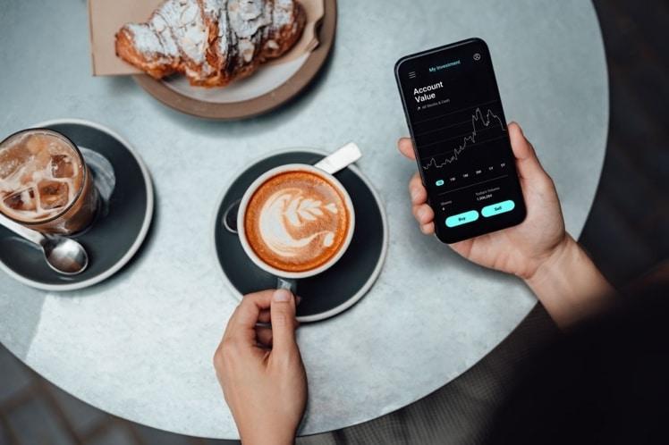 Acceso a fondos indexados desde el smartphone